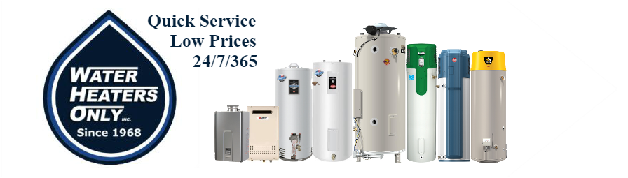 Home Water Heaters Only Inc Dallas