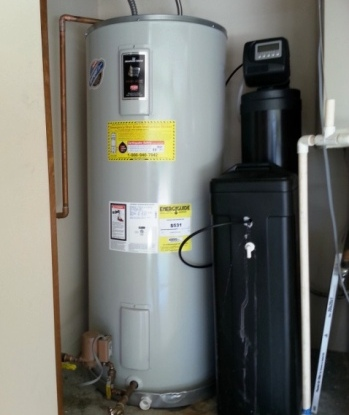 recent water heater